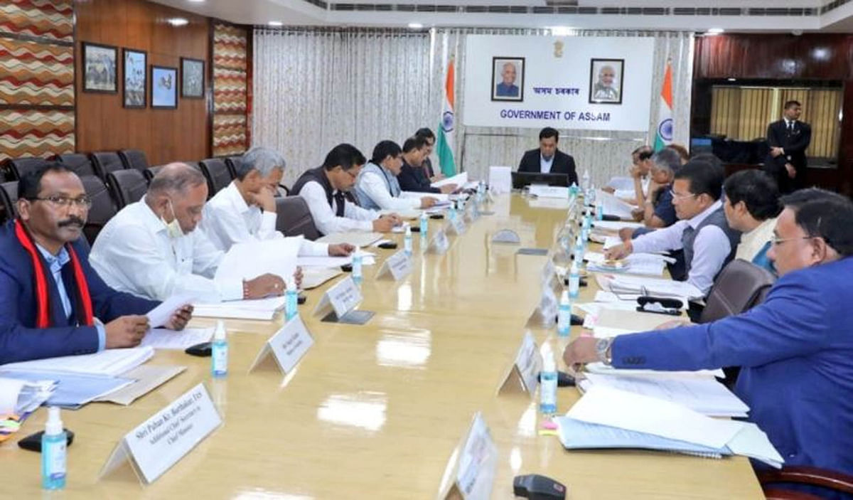 assam-many-important-decisions-taken-in-the-cabinet-meeting