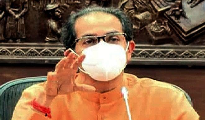 महाराष्ट्र के सीएम उद्धव ठाकरे ने शिवाजी महाराज की जयंती पर शिवनेरी का दौरा किया