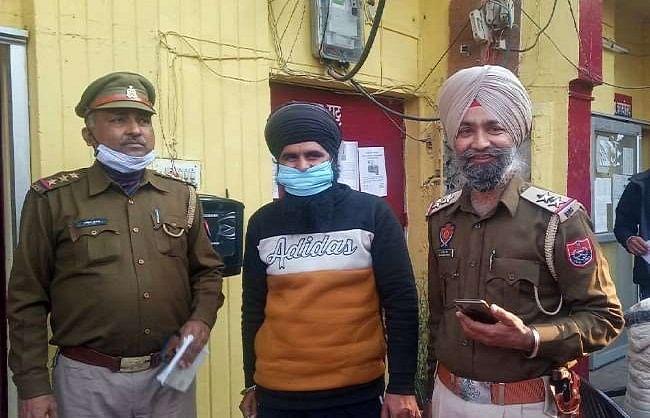 उप्र: खालिस्तानी आतंकी जगदेव सिंह जग्गा लखनऊ में गिरफ्तार