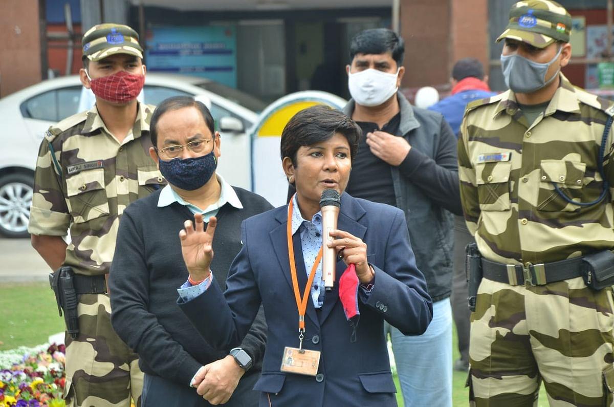इंडियन ऑयल के बरौनी रिफाइनरी में उत्पादकता सप्ताह का समापन