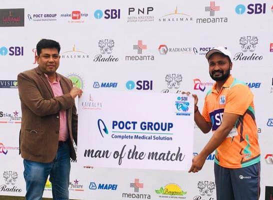 एसबीआई मीडिया कप : हिन्दुस्तान टाइम्स ने द पायनियर को दी मात, इलेक्ट्रानिक ने भी जीता मैच