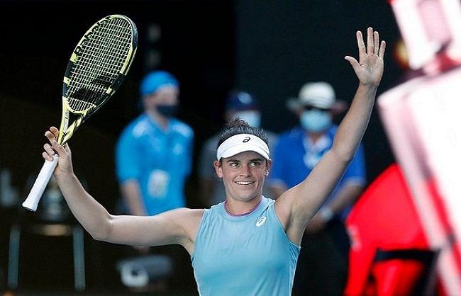 ऑस्ट्रेलियन ओपन के फाइनल में पहुंची जेनिफर ब्रैडी, ओसाका से होगा सामना