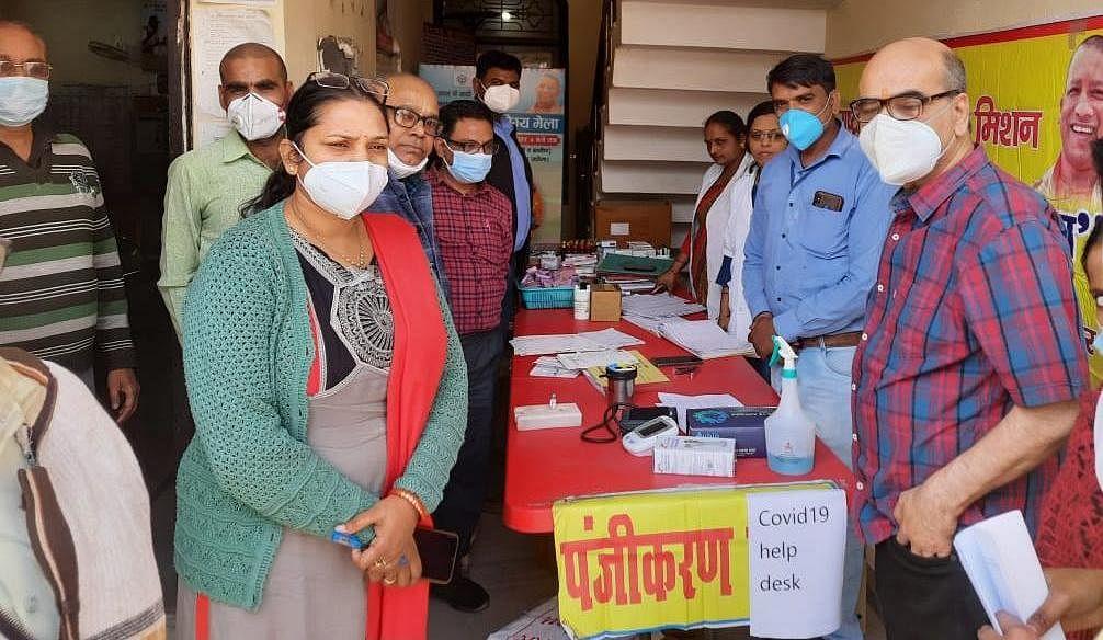 कानपुर : 92 स्वास्थ्य केन्द्रों व जिला अस्पताल में मनाया गया खुशहाल परिवार दिवस व जन आरोग्य मेला