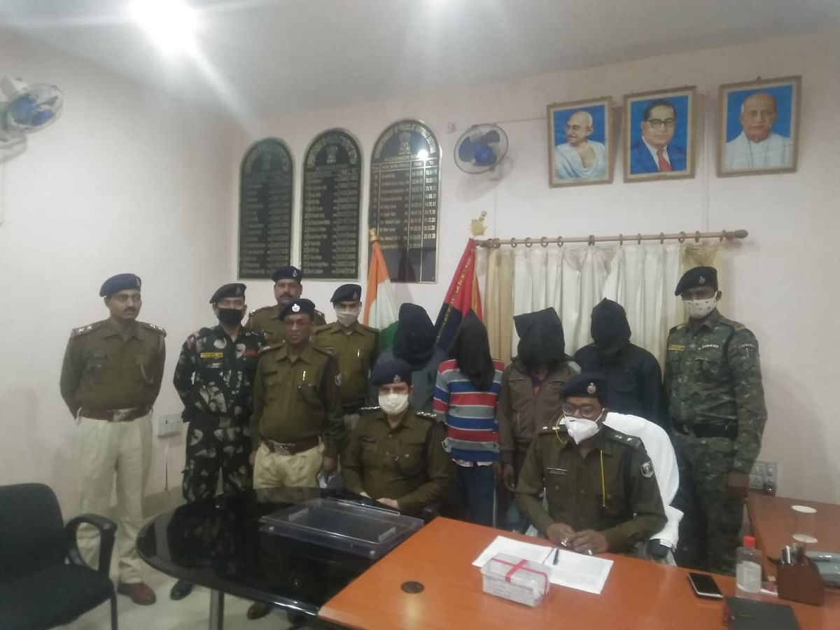 four-members-of-bike-thief-gangster-arrested-in-bettiah