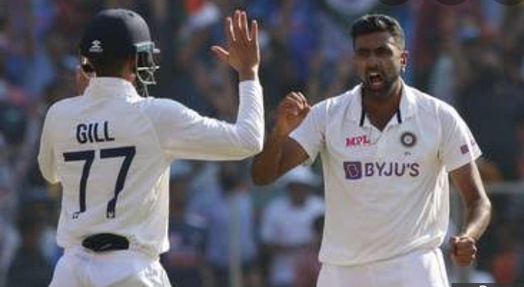 अहमदाबाद टेस्ट : इंग्लैंड की दूसरी पारी 81 रनों पर सिमटी,भारत को जीत के लिए 49 रनों की जरूरत