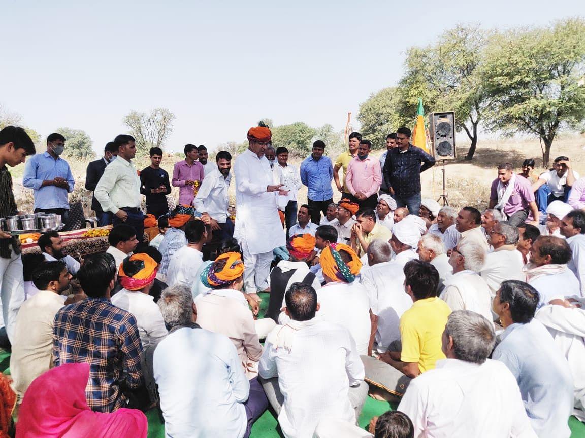 किसान कल्याण के लिए मोदी सरकार ने 24 फसलों की डेढ़ गुना एमएसपी बढ़ाई: पूनियां