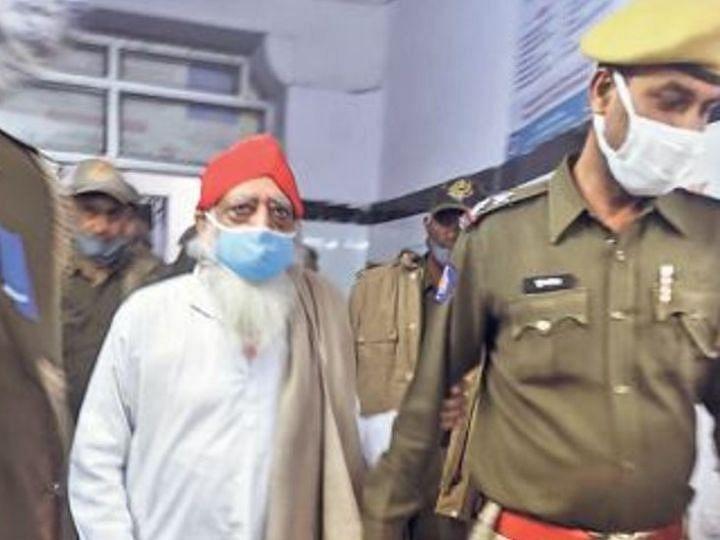 यौन उत्पीडऩ के आरोप में जोधपुर जेल में बंद आसाराम की तबीयत बिगड़ी