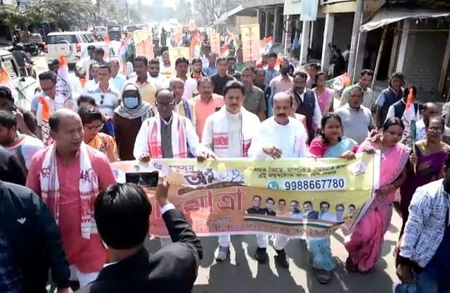 पीएम के बार-बार असम आगमन से कांग्रेस को होगा फायदा- भूपेन बोरा