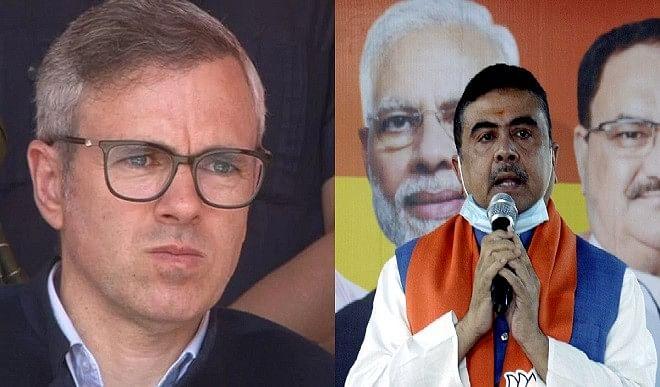 शुभेंदु अधिकारी के बयान पर बोले उमर अब्दुल्ला, बंगाल J&K बनेगा तो दिक्कत क्या है?