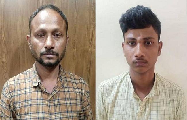 यूपी एटीएस ने देश विरोधी गतिविधियों में लिप्त बांग्लादेशी पिता-पुत्र को सहारनपुर से किया गिरफ्तार