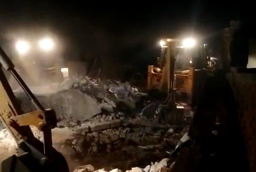 झारखंड : विस्फोट से जमींदोज हुआ मकान, चार की मौत