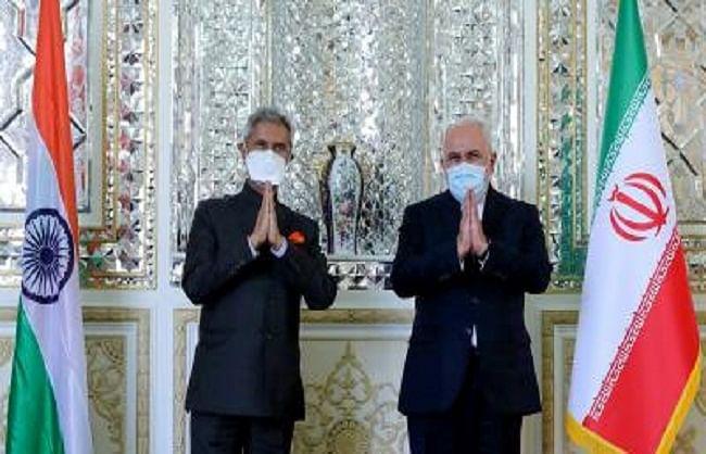भारत और ईरान के विदेश मंत्रियों ने  द्विपक्षीय सहयोग पर की चर्चा