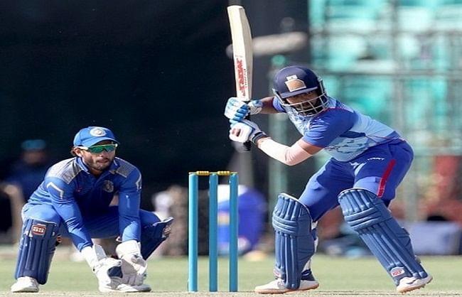 विजय हजारे ट्रॉफी: पृथ्वी शॉ ने लगाया चौथा शतक, टूर्नामेंट में सर्वाधिक रन बनाने वाले बल्लेबाज बने