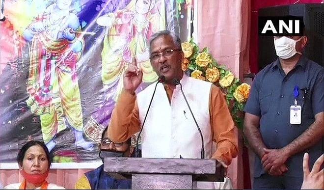कुर्सी गंवाने के बाद त्रिवेंद्र सिंह रावत का छलका दर्द, कहा- अभिमन्यु का छल से वध हुआ