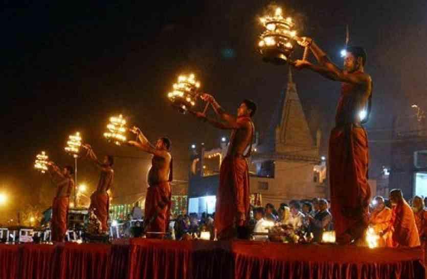 मां नर्मदाजी आरती - Aarti Shri Narmada Maiya in Hindi