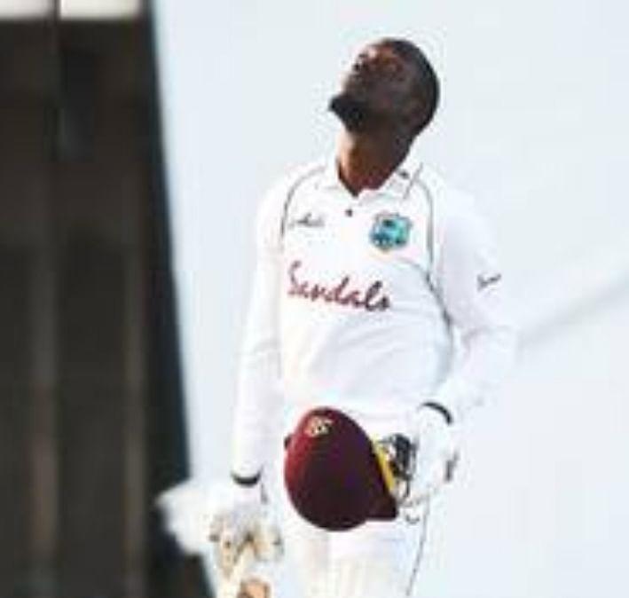 वेस्टइंडीज और श्रीलंका के बीच खेला गया पहला टेस्ट बिना किसी नतीजे के समाप्त