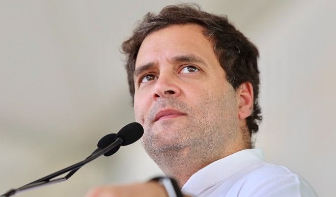 तापसी और अनुराग के समर्थन में आए राहुल गांधी, कहा- किसान समर्थकों के खिलाफ छापेमारी करवा रही है केंद्र सरकार