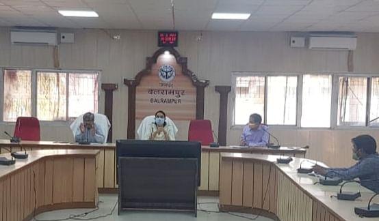 बलरामपुर : बिना अनुमति सार्वजनिक कार्यक्रमों पर प्रशासन ने लगाई रोक
