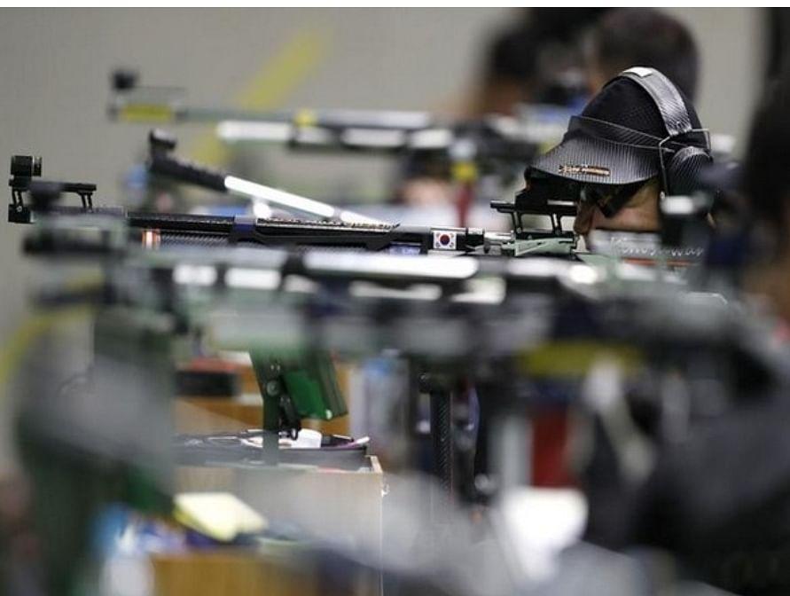 आईएसएसएफ शूटिंग विश्व कप : भारत ने 25 मीटर रैपिड फायर पिस्टल टीम स्पर्धा में जीता रजत पदक