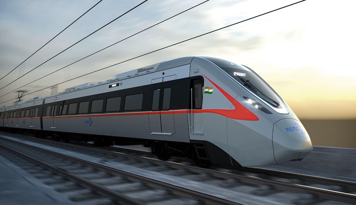 रिजेनेरेटिव ब्रेकिंग सिस्टम से लैस होगी रैपिड रेल, एक बार सफर करेंगे 1700 यात्री