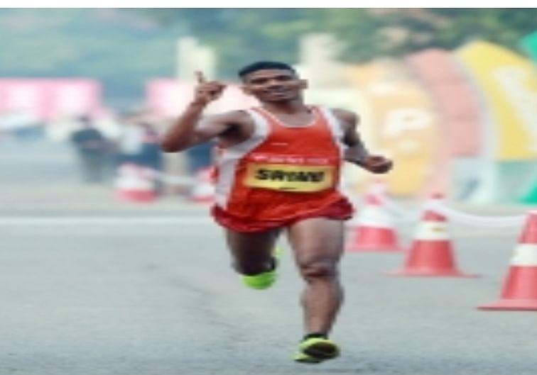 श्रीनू बुगाथा ने जीता नई दिल्ली मैराथन का खिताब