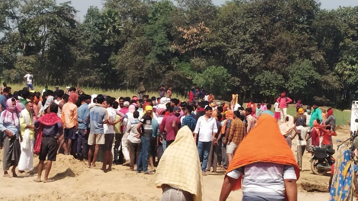 9 दिन बाद नदी से मिली लापता कॉलेज कर्मी का शव, ग्रामीणों पुलिस को निकम्मा बता किया हंगामा