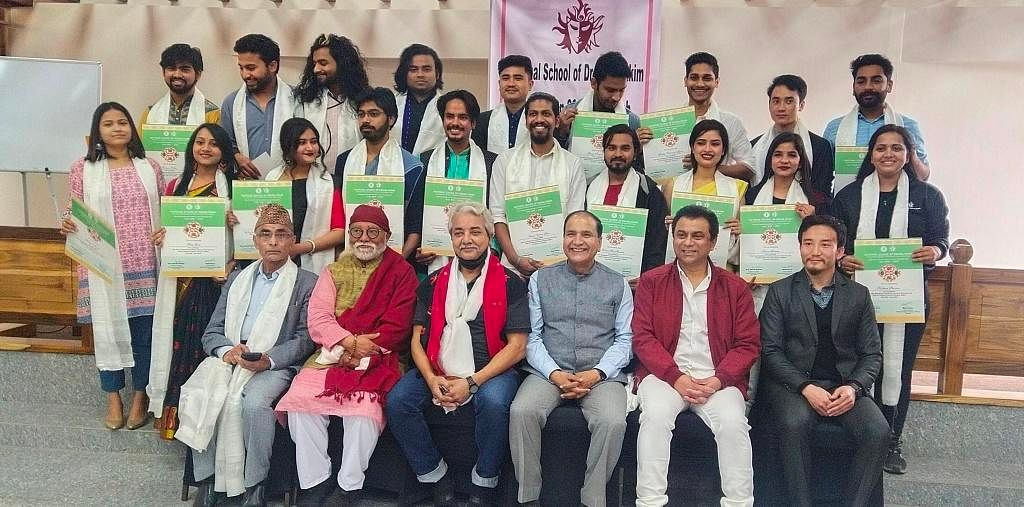9th-convocation-of-nsd-sikkim-center-concluded