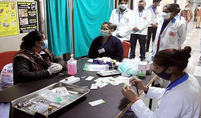 राजस्थान में कोरोना वायरस संक्रमण के 852 नये मामले, 6358 मरीज उपचाराधीन