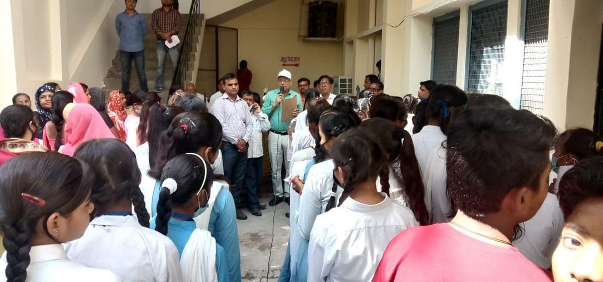 संचारी रोग नियंत्रण अभियान का आगाज, जागरूकता रैली निकाली