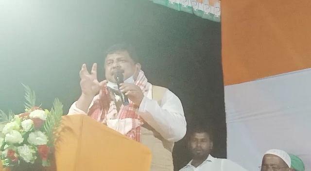 असम में कांग्रेस की ही बनेगी सरकार- रकीबुल हुसैन