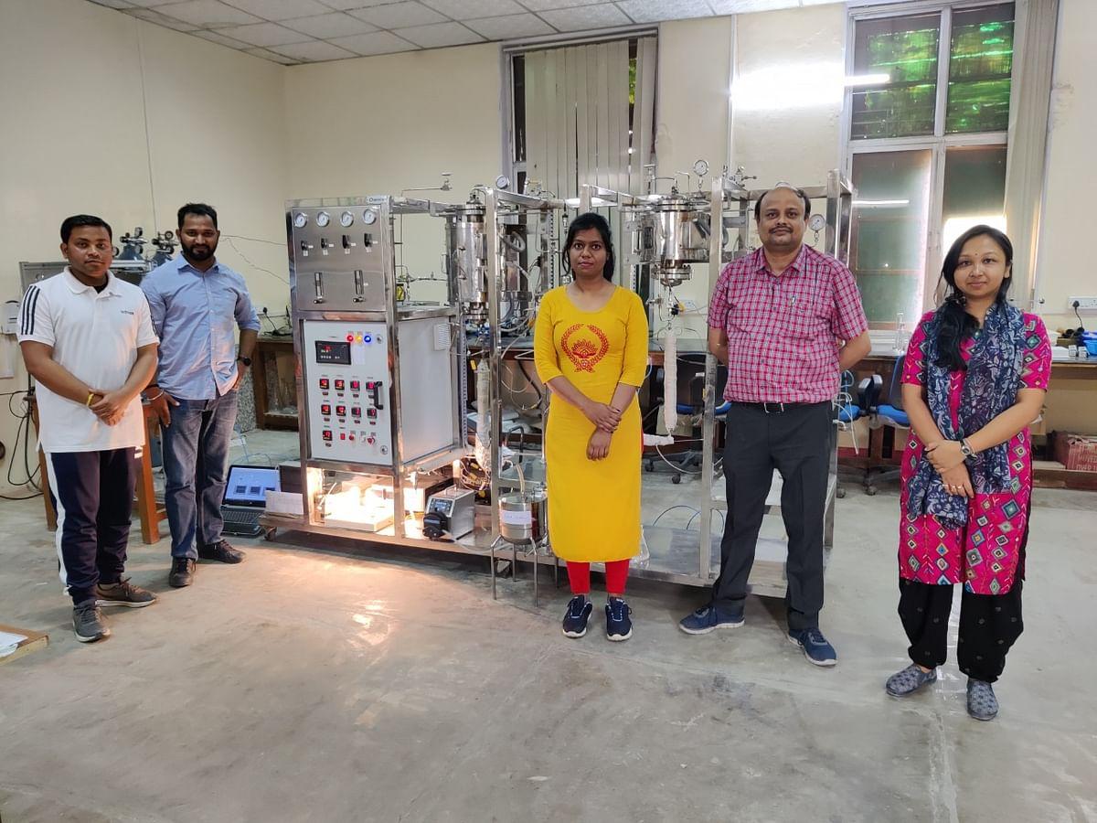 हाइड्रोजन से बिजली उत्पादन संभव, आईआईटी बीएचयू को रिसर्च में मिली सफलता