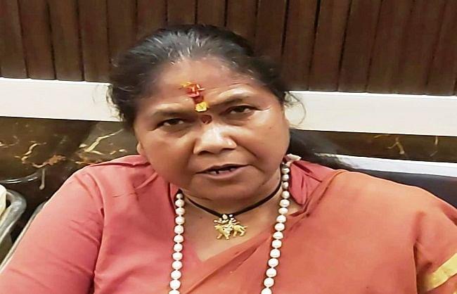 ममता सरकार की विदाई करेगी किसान सम्मान और आयुष्मान योजना: साध्वी निरंजन ज्योति