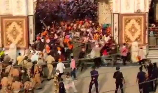 नांदेड़ 'होला मोहल्ला' विवाद : पुलिस ने 18 लोगों को किया गिरफ्तार,  सिख युवकों और पुलिस में हुई थी भिड़ंत