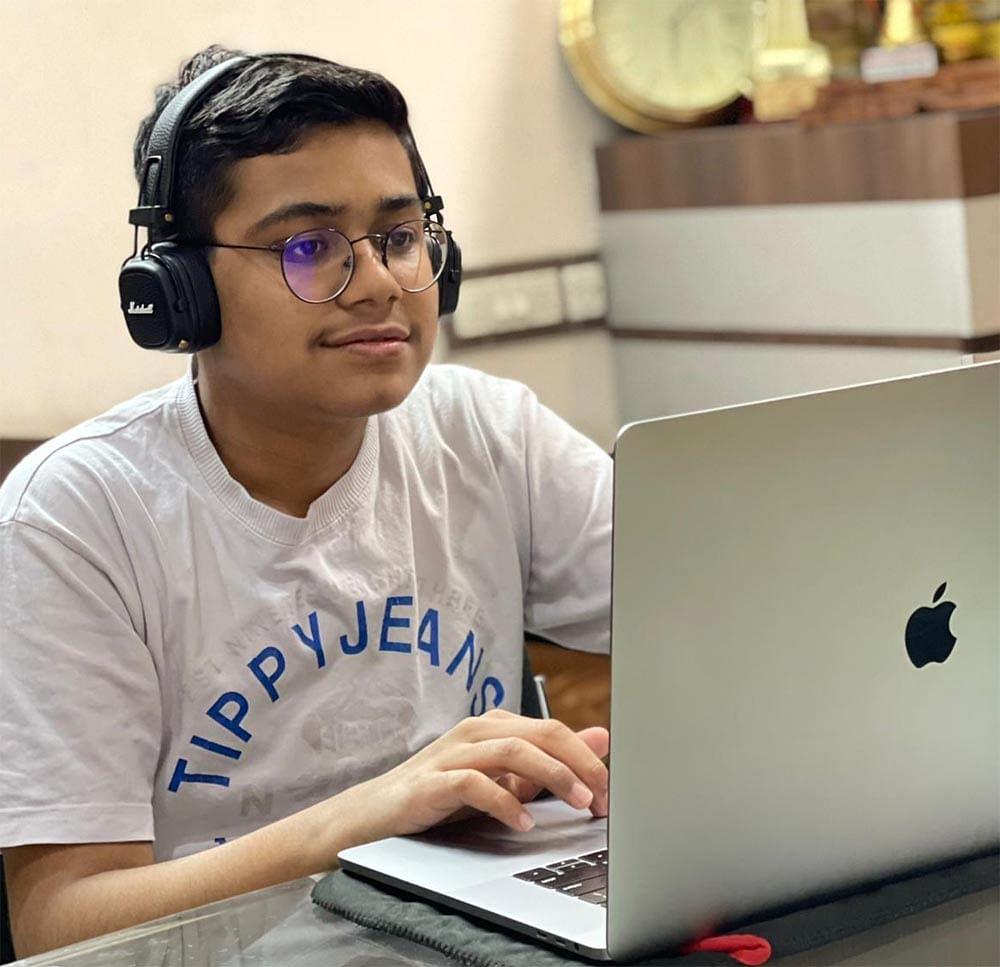 आईआईटी बॉम्बे में पढ़ा रहा है कोटा का 19 वर्षीय मेधावी छात्र