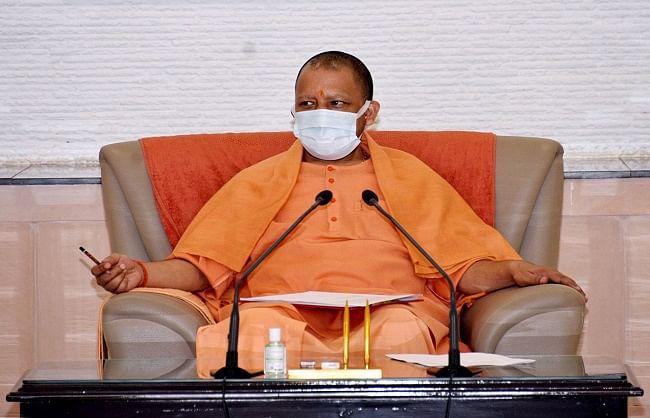 मुख्यमंत्री योगी का 2022 में 350 सीटें जीतने का दावा, बोले उप्र बना रहा एक्सपोर्ट का हब