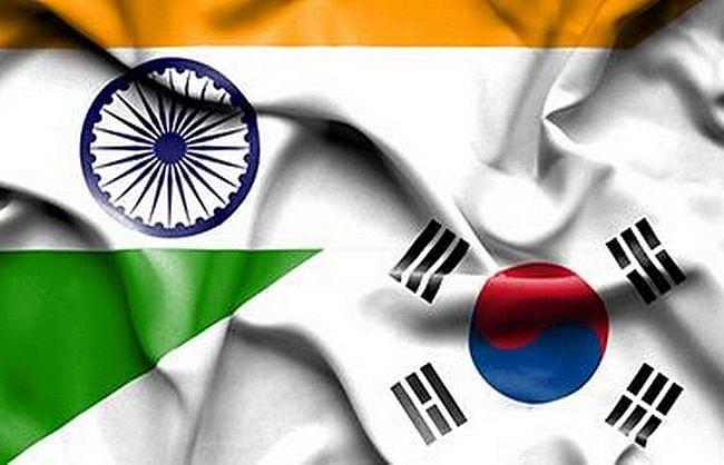 दक्षिण कोरिया के रक्षा मंत्री गुरुवार को आयेंगे भारत