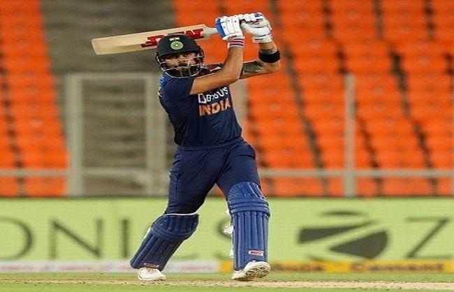 आईसीसी टी-20 रैंकिंग: विराट कोहली की शीर्ष पांच में हुई वापसी