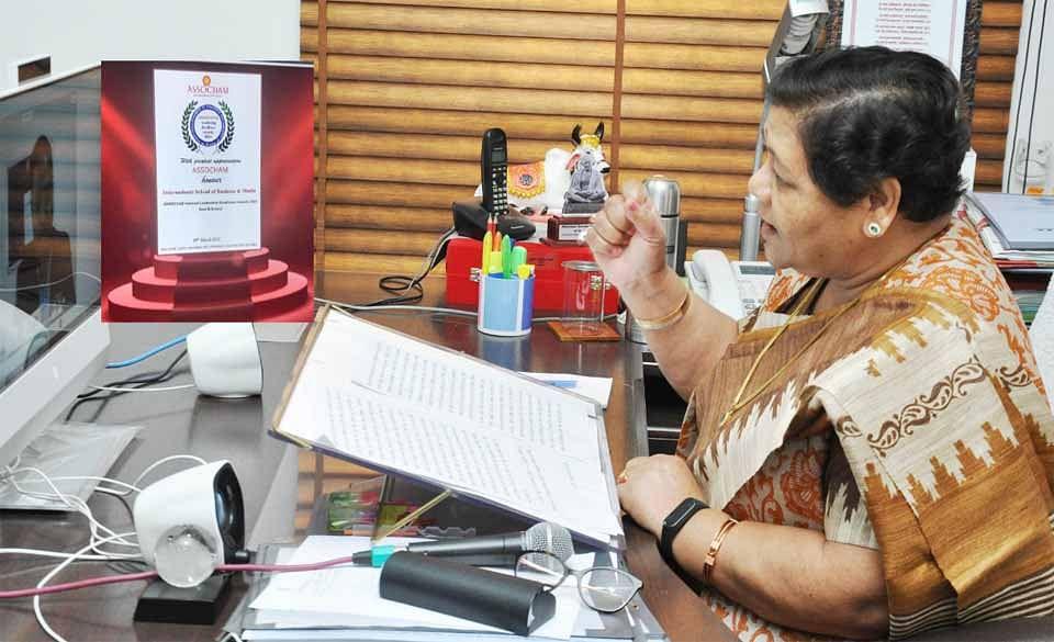 रायपुर : कुशल नेतृत्व से किसी देश या संस्था को मिलती है दिशा : राज्यपाल उइके