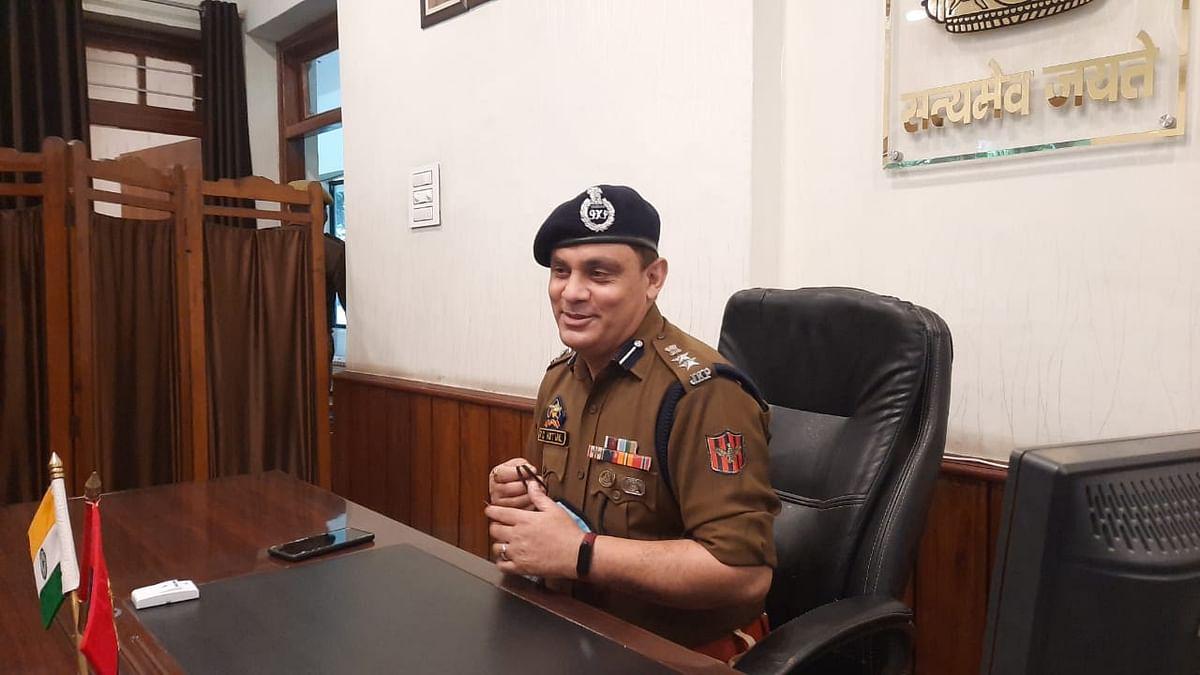 रमेश चंद्र कोतवाल ने एसएसपी कठुआ का पदभार संभाला