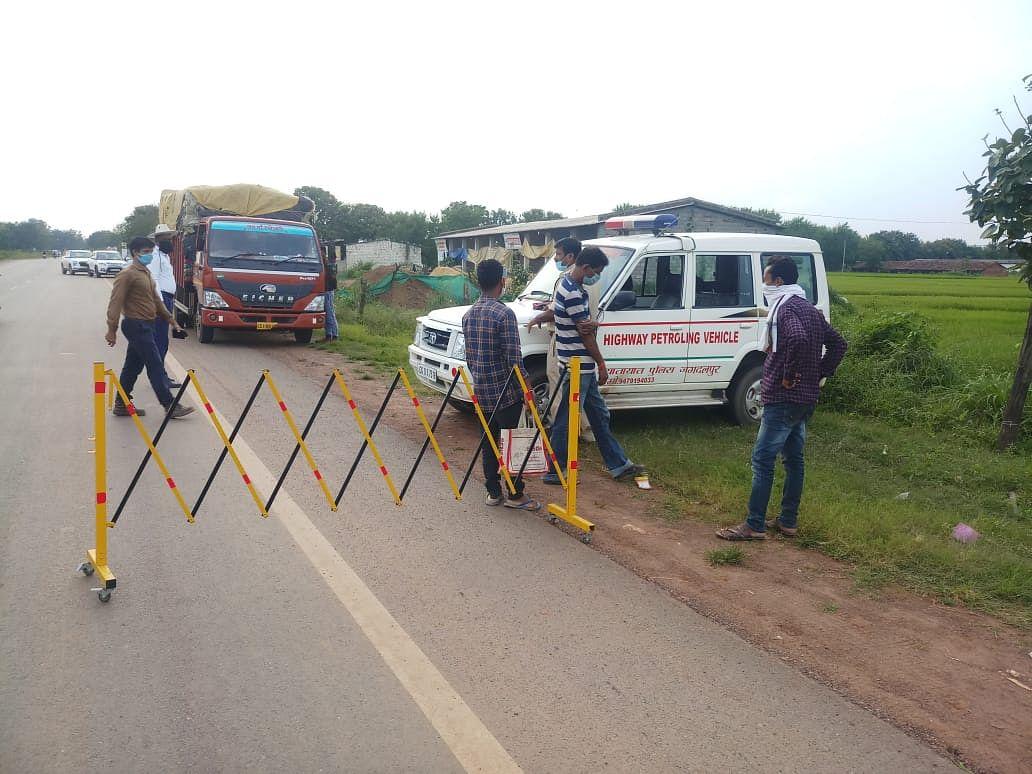 जगदलपुरर : यातायात पुलिस ने चलाया विशेष अभियान, 120 वाहनों पर हुई कार्यवाही