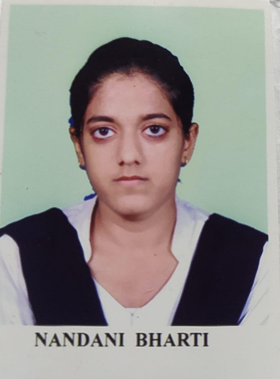 इंटरमीडिएट आर्ट्स की परीक्षा में भागलपुर टीएनबी कॉलेज की छात्रा नंदनी को मिला बिहार में दूसरा स्थान