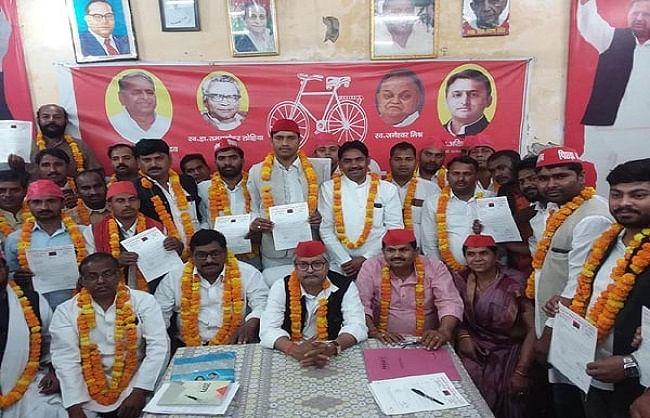 प्रयागराज : सपा पिछड़ा वर्ग प्रकोष्ठ की जिला कार्यकारिणी घोषित