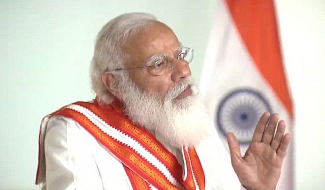 मानवता और दुनिया की भलाई के लिए है आत्मनिर्भर भारत अभियान: नरेन्द्र मोदी