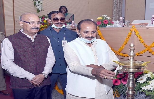 सहारनपुर, बरेली, मीरजापुर, सोनभद्र व ओबरा में स्थापित होगा बांस बाजार : दारा सिंह चौहान