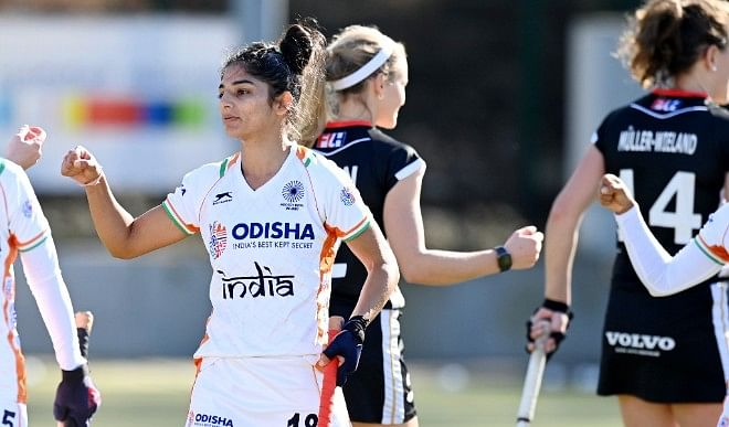 जर्मनी ने भारतीय पुरूष हॉकी टीम को ड्रॉ पर रोका, महिला हॉकी टीम ने गंवाई सीरीज