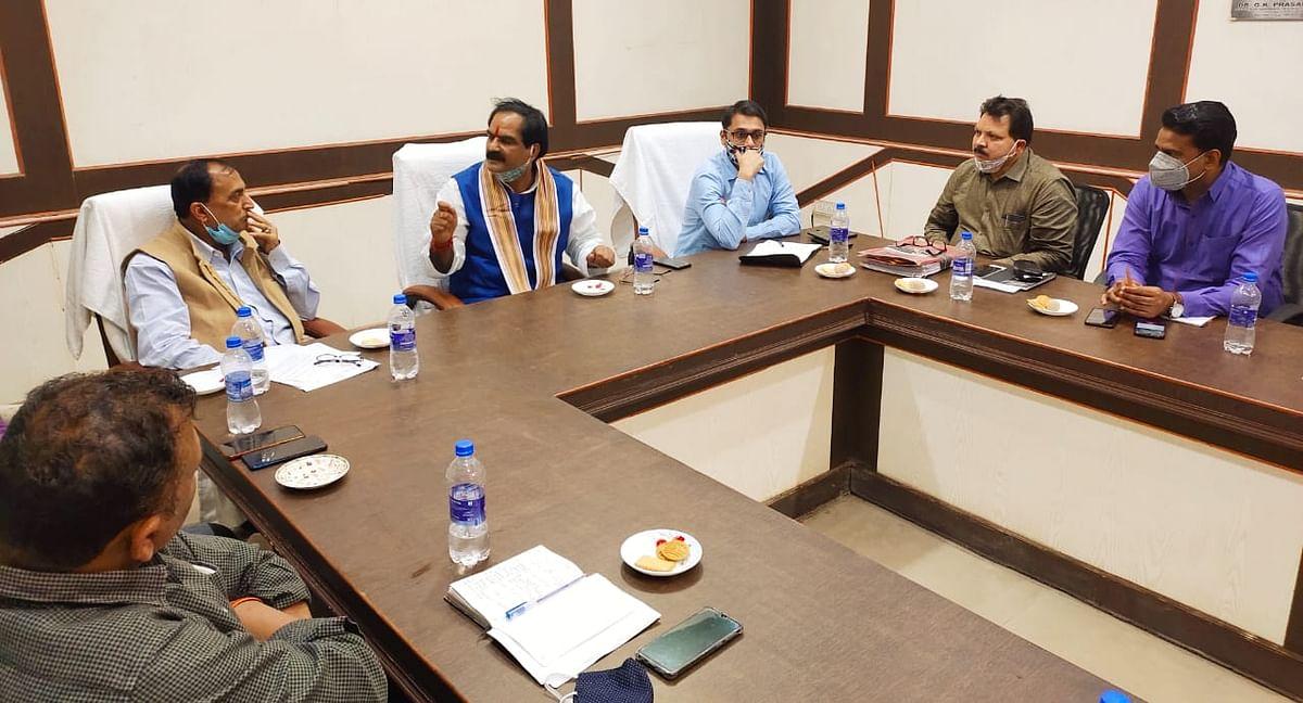 आत्मनिर्भर भारत बनाने में आत्मनिर्भर मिथिला व आत्मनिर्भर बिहार सहायक सिद्ध होगा : गोपाल जी ठाकुर