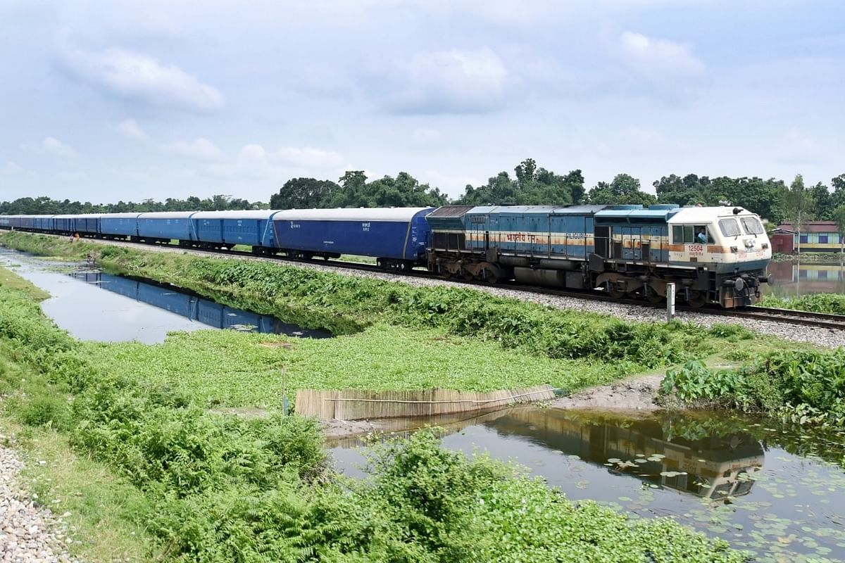 फालाकाटा से डिमापुर तक किसान रेल चलाएगी पूसीरे