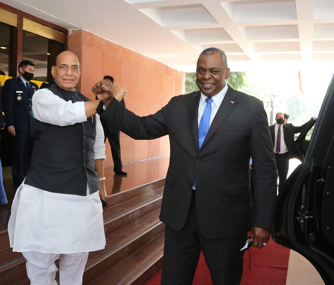 भारत-अमेरिका रणनीतिक साझेदारी बढ़ाने पर सहमत