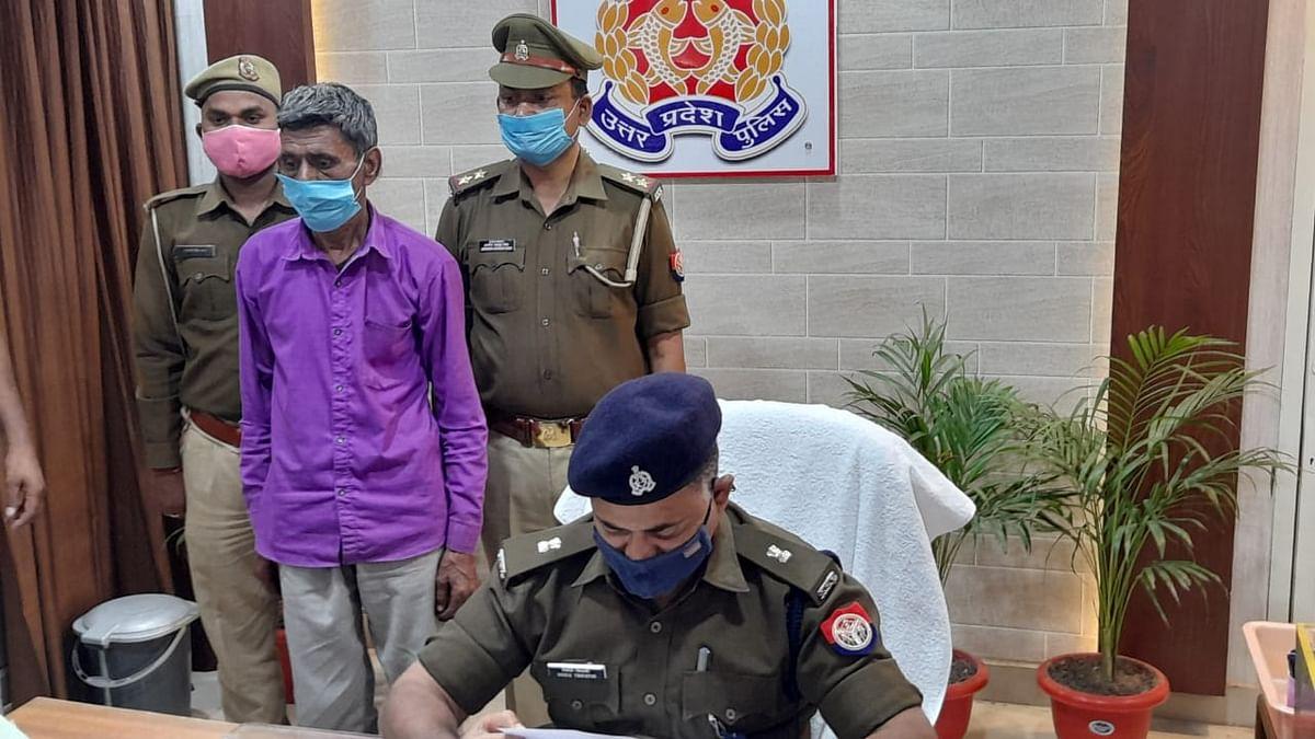 झांसी पुलिस और एसटीएफ की संयुक्त कार्रवाई में गिरफ्तार हुआ ईनामी फरार गांजा तस्कर