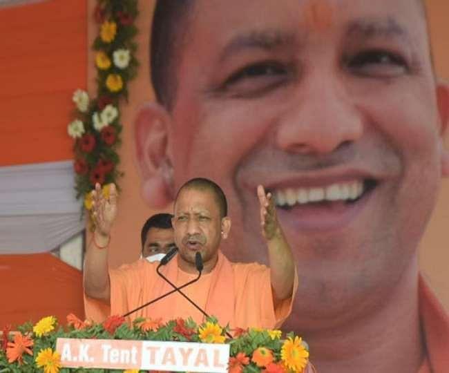 मुख्यमंत्री योगी ने गोरखपुर में 130 करोड़ की परियोजनाओं का किया शिलान्यास-लोकार्पण